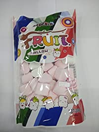 Captain Fruit Marshmallows (Halal) Pink & White Color, 200g