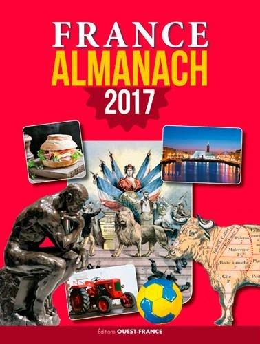 ALMANACH 2017 FRANCE