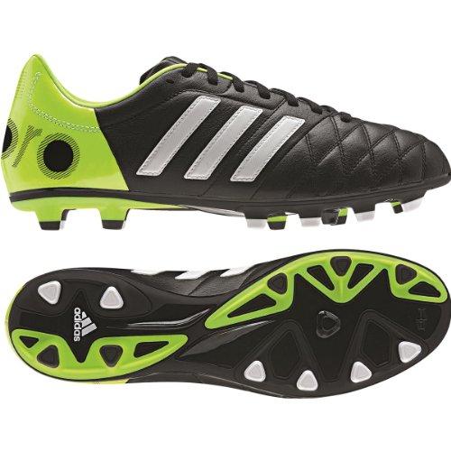 Adidas Adinova 11 Pro TRX FG Schwarz-Grün, F33094_Größe:6 - 39 1/3