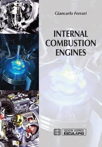 Internal combustion engines por Giancarlo Ferrari