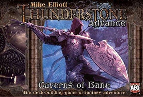 "Thunderstone - Gioco da tavolo ""Thunderstone Advance - Caverns of Bane"" [importato da UK]"
