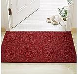 GYP Drahtmatten an die Tür Mats in den Türmatten Halle Non - Rutschmatten Doorway Wohnzimmer Kunststoff Osmanen ( Farbe : F , größe : 60*90CM )