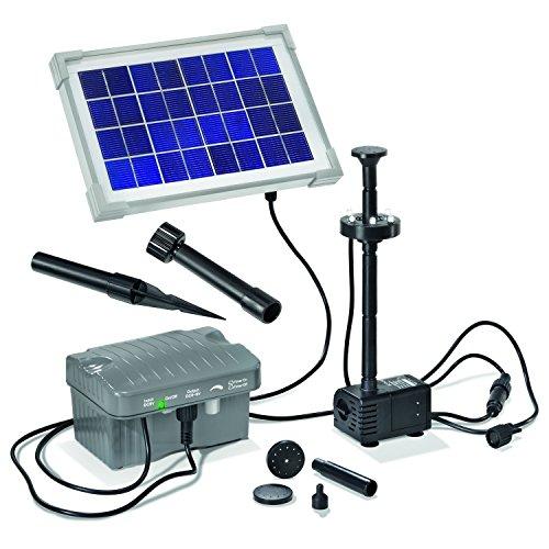 Esotec 101775 - Conjunto de bomba para depósito de agua por energía solar (talla 1)