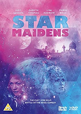Star Maidens Complete Series [DVD]