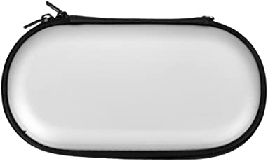 Imported Hard Shell Case Cover Bag Pouch For Sony Playstation PS Vita PSV 2000 Silver