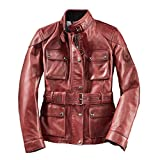 Belstaff Damenjacke Classic Tourist Woman Red XL