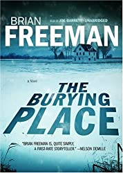 The Burying Place: A Novel (Lt. Jonathan Stride series, Book 5) by Brian Freeman (2010-04-13)