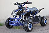 "49cc Jumpy 4"" Premium Kinderquad Miniquad Atv Cross Pocketquad Quad (Zufall)"