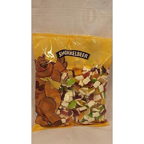Smikkelbeer Fruchtgummi Grizzly Beren 1000g Beutel (Grizzlybären)
