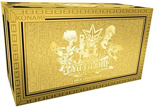 Konami Deck Leggendari di Yugi II Yugi il Re dei Giochi