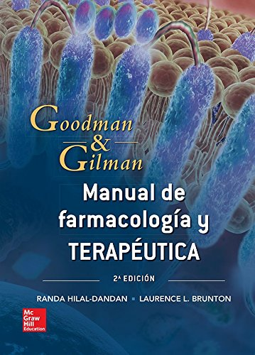Descargar Libro Manual Goodman Y Gilman. Bases Farmacológicas de Keith Parker