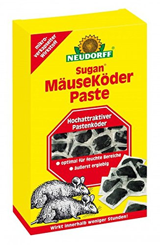 Neudorff Piège Souris Leurre Pâte 200 g