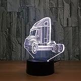 MLB Baseball Cap 3D Licht Bunte Fernbedienung Touch LED Geschenk Atmosphäre kleine Tischlampe