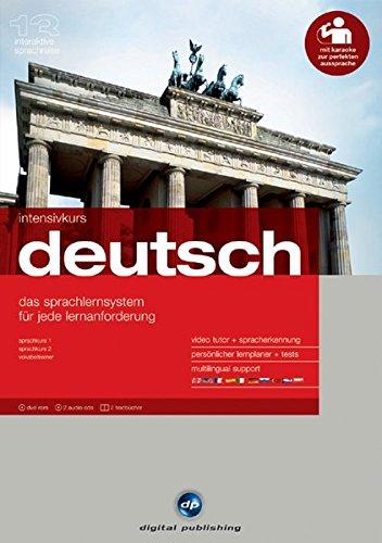 Intensivkurs Deutsch Version 13. Windows 7/Vista/XP/2000: Das Sprachlernsystem für Anfänger,...