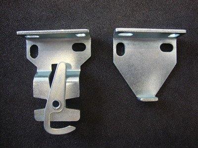 1Paar rollease R3/R8Roller Schatten Installation Klammern (# - Bracket 1 Vorhang