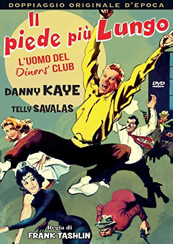 Der Mann vom Diners Club / The Man from the Diners' Club ( ) [ Italienische Import ]