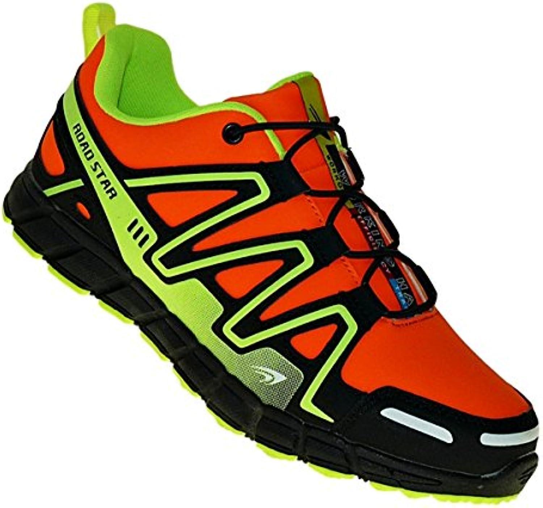 Art 550 Neon Turnschuhe Schuhe Sneaker Sportschuhe Neu Herren