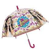 Parapluie Soy Luna Manuel Transparent 48cm Bulle