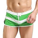 Hawiton Uomo Boxer Pantaloncini Pantaloni Corti Costume da bagno per Sport Spiaggia Mare Piscina Boxershorts