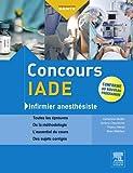 Concours IADE: Infirmier anesthésiste