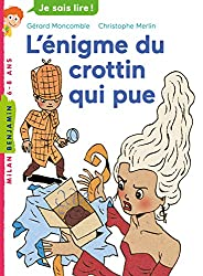 Félix File Filou, Tome 03: L'énigme du crottin qui pue