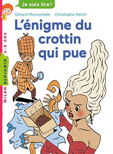 Félix File Filou, Tome 03 : L'énigme du crottin qui pue