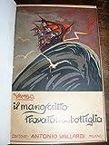 Il manoscritto trovato in una bottiglia Memorie dell'ingegnere Paolo Roberto Liviani raccolte e illustrate daYambo.