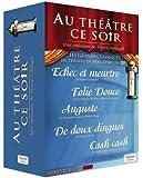 Coffret 5 DVD : Au Théâtre Ce Soir Volume1