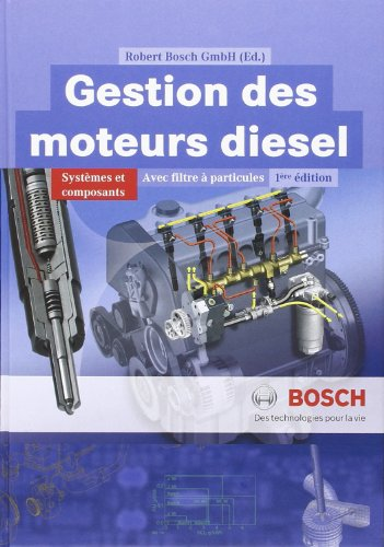 Technique d'injection diesel por Robert Bosch