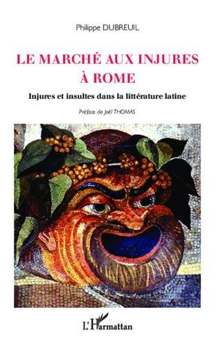 Le march aux injures  Rome