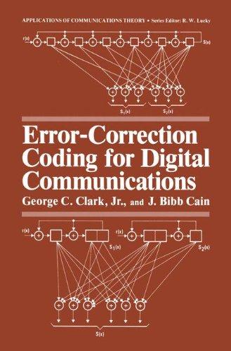 Error-Correction Coding for Digital Communications (Applications of Communications Theory)