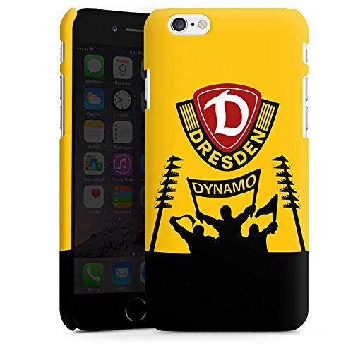 Apple iPhone 6 Plus Hülle Case Handyhülle Dynamo Dresden Fanartikel Bundesliga Fußball Premium Case matt