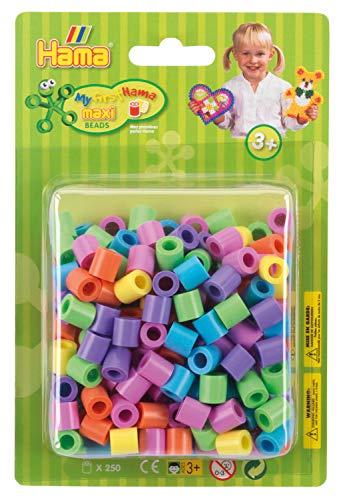 Hama 8521 - Cuentas para Planchar, Multicolor