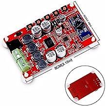 ELEGIANT TDA7492P Amplificatore Wireless Mini Bluetooth 2x25W CSR4.0 Hifi Stereo Audio Ricevitore Scheda di Amplificazione a Doppio Canale Modulo Bordo Digital Amplifier Amp con Protezione ACRL Box Nessun