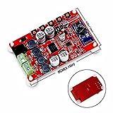 ELEGIANT TDA7492P Amplificatore Wireless Mini Bluetooth 2x50W CSR4.0 Hifi Stereo Audio Ricevitore Scheda di Amplificazione a Doppio Canale Modulo Bordo Digital Amplifier Amp con Protezione ACRL Box Nessun Caso immagine
