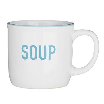 Homestead Dolomite Kitchen Accessories Kitchen Storage Jars Canisters Mug  Teapot (Soup Mug)
