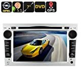 2 DIN Opel Auto GPS-DVD-Player – 7 Zoll Touch Display, Can bus Decoder, 3 G-Dongle, WLAN, 5.