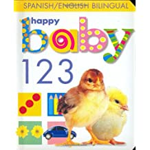 Happy Baby: 123 Bilingual (Soft to Touch)