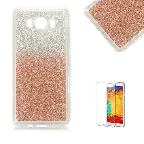 custodia-samsung-galaxy-a3-2015funyye-glitter-brillare-oro-rosa-graduale-cambiano-colore-stile-cover