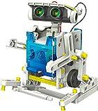 AMTSEE Solar Roboter 14 in 1 Robot Kit DIY 14 Verschiedene Modelle Wissenschaft Montage Car Kinder Modellbau Pädagogisches Lernspiel Elektrische Energie Elektronische Gadgets