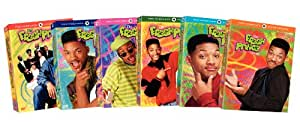 Fresh Prince of Bel Air: Complete Seasons 1-6 [Import anglais]