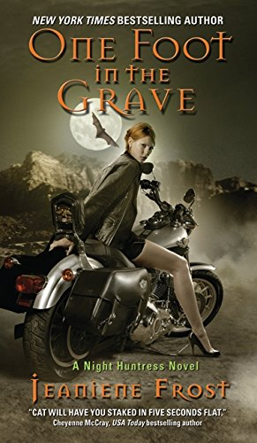 Book cover for One Foot in the Grave