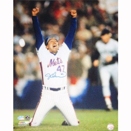 1986 Poster (Steiner Sports MLB New York Mets Jesse OROSCO 1986letzten Out Celebration 8x 10Foto (MLB auth))
