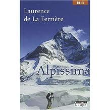 Alpissima (grands caractères)