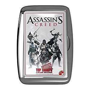 Assassins Creed Top Trumps Spiel