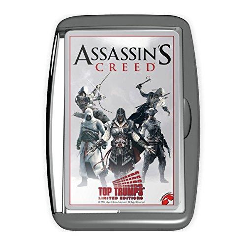 Winning Moves Top Trumps 002141Assassin 's Creed Kartenspiel (Assassin Arno S Creed)
