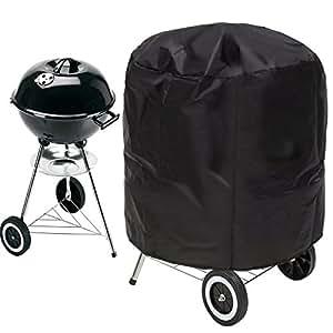 Gifort 70 75cm copertura barbecue impermeabile telo for Copertura per barbecue a gas