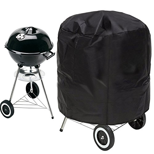 Housse Barbecue(75 x 70 cm),Gifort extérieur étanche Grill 7105 Premium Grill Housse de protection pour barbecue à gaz Weber Spirit 210
