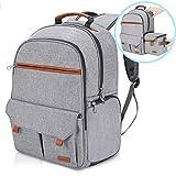 "Endurax Waterproof Camera Backpack For Women And Men Fits 15.6"" Laptop With Build-in DSLR Shoulder Photographer Bag"