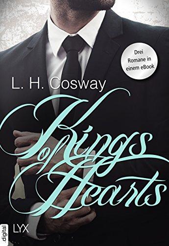 Kings of Hearts: Drei Romane in einem eBook (Hearts-Reihe) (German Edition)